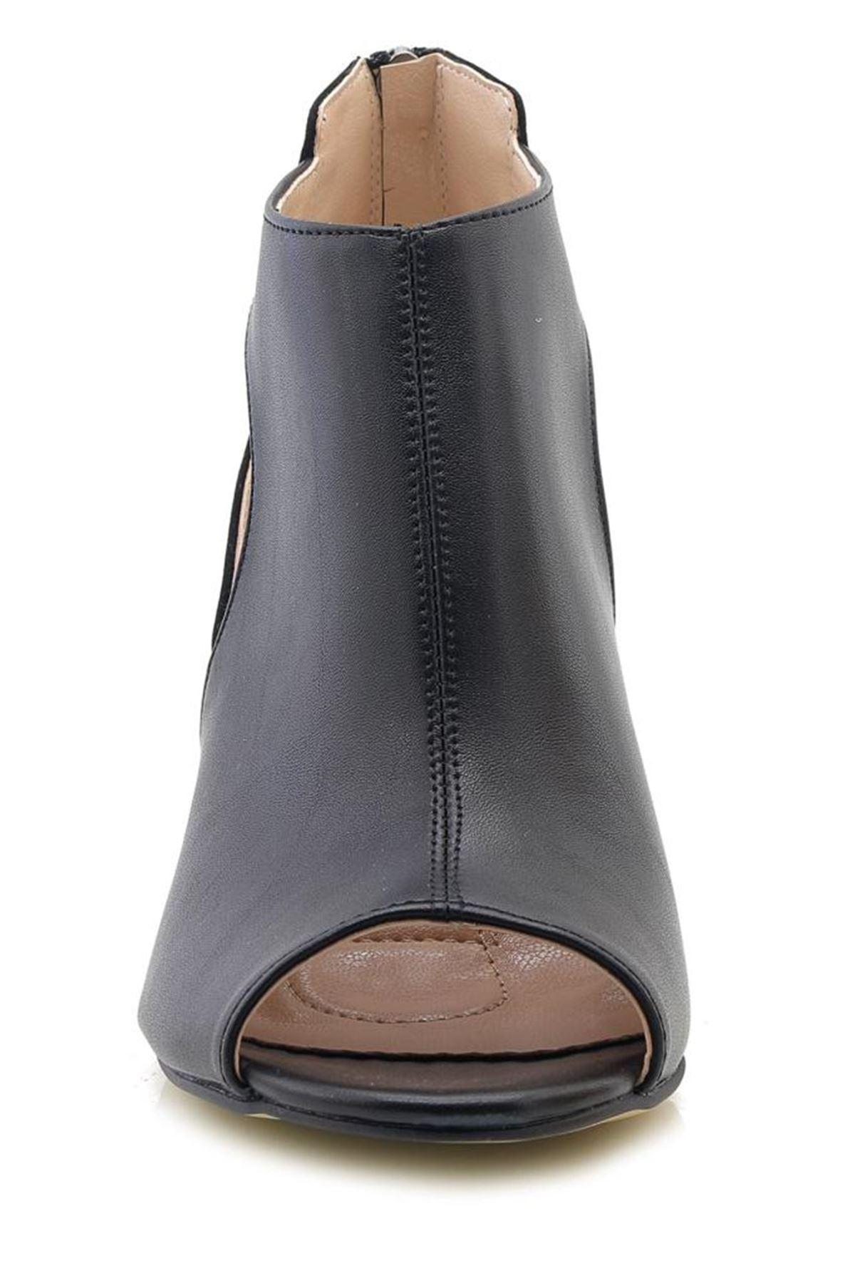 Artemis 3201-01 Siyah Domi Günlük Yeni Sezon Ayakkabı