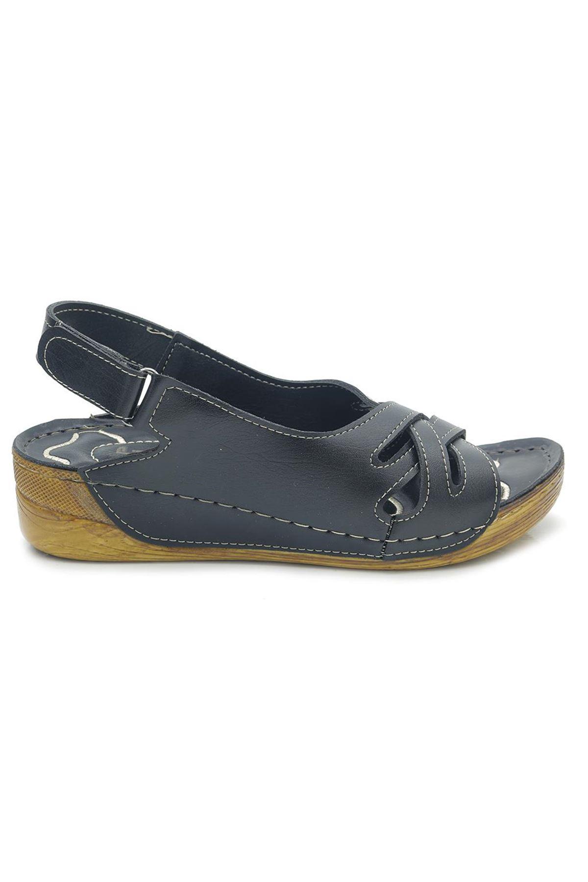 Piolin Günlük Alçak Günlük Kadın Sandalet