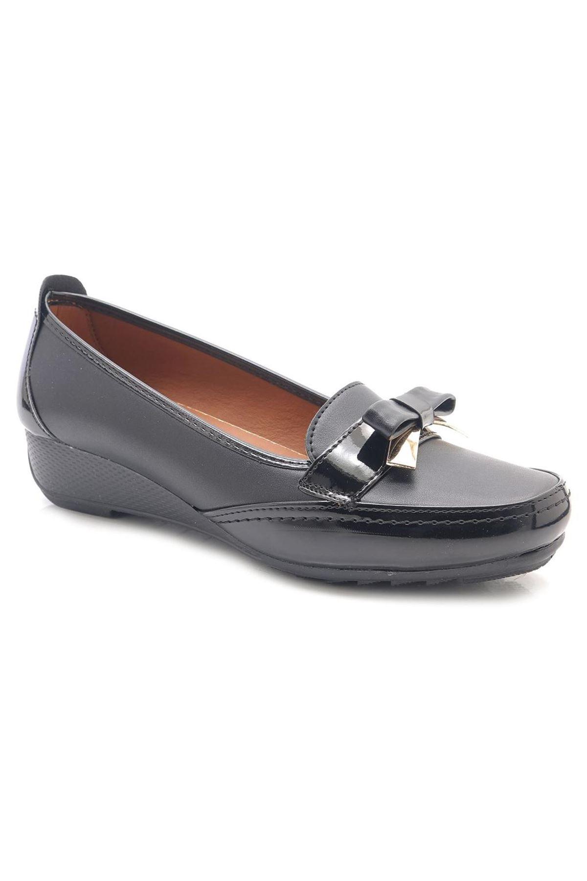 Clavi Comfort Rahat Günlük Alçak Topuk Bayan Ayakkabı