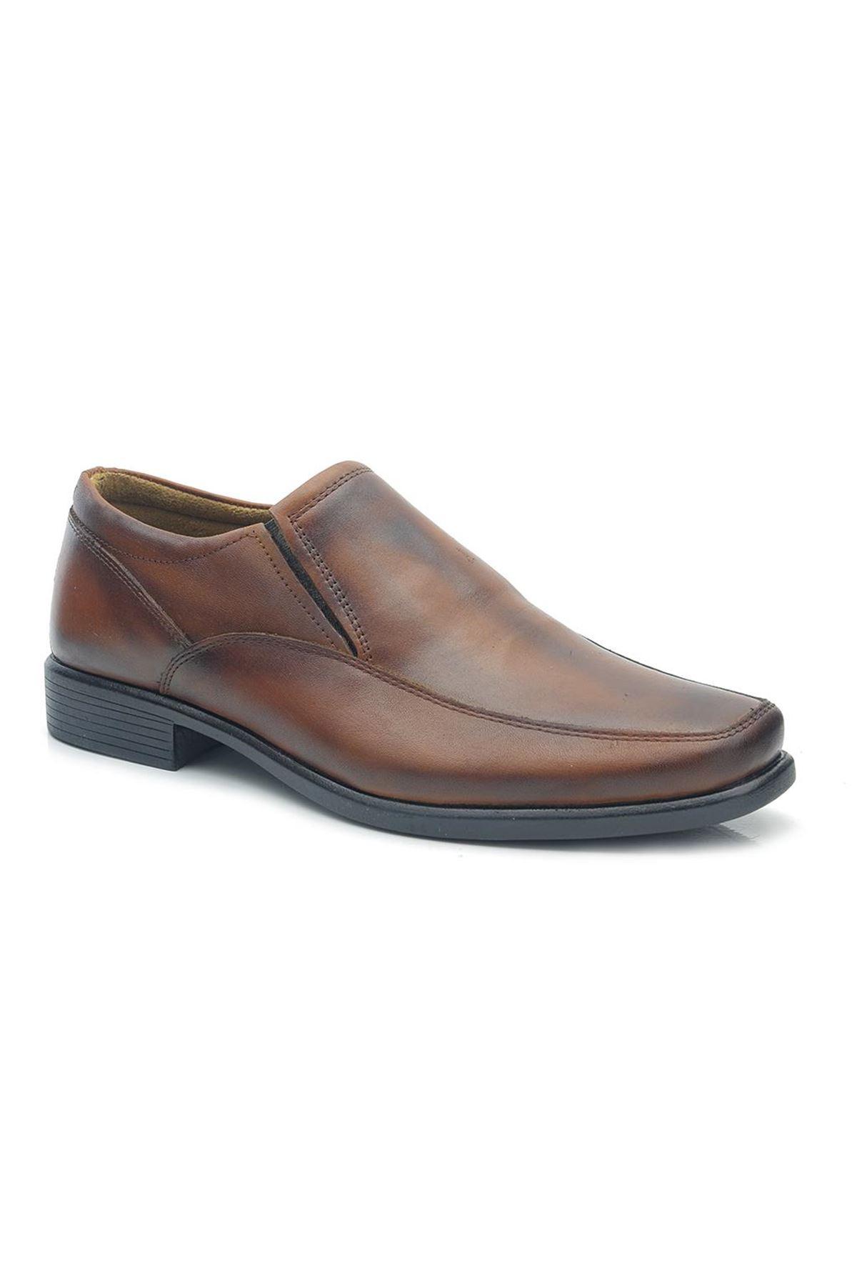 Man Casual 0011 Hakiki Deri Erkek Ayakkabı