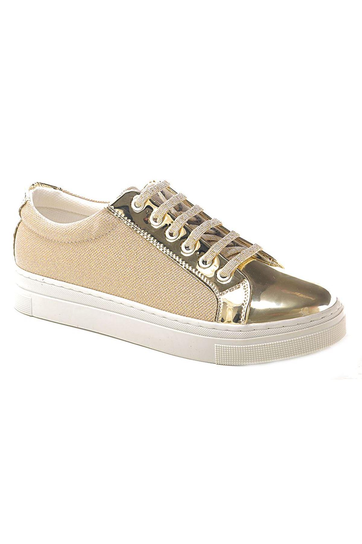 Maria Blansa WM0-035 Simli Bağcıklı Spor Ayakkabı