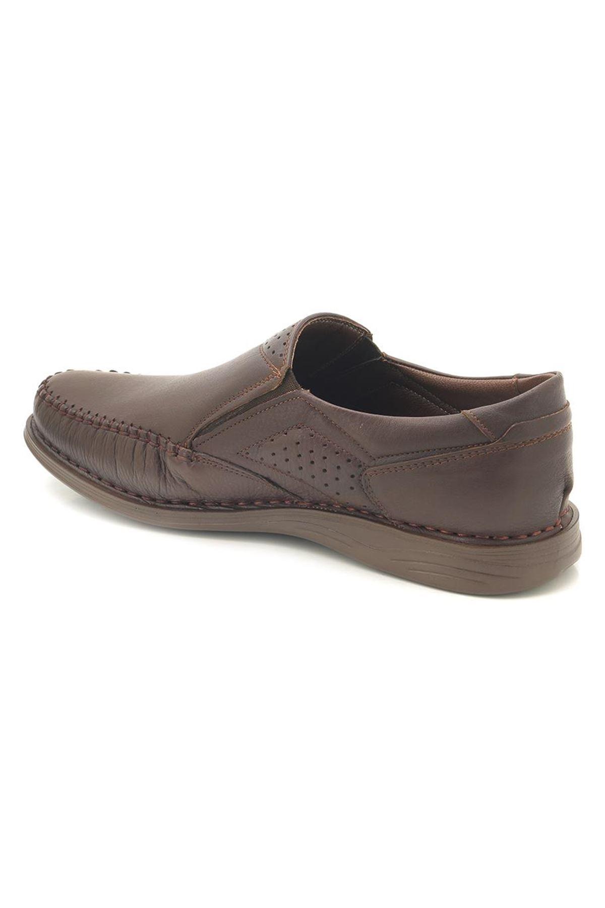 Fancy 2010A Special Hakiki Organik Deri Anatomik Erkek Ayakkabı