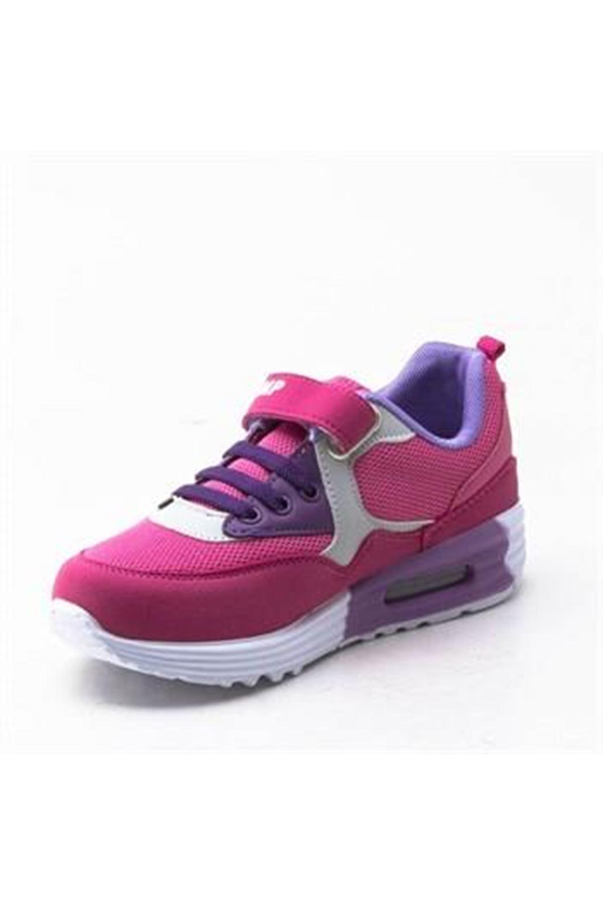 Jump Kız Çocuk Işıklı Spor Ayakkabı