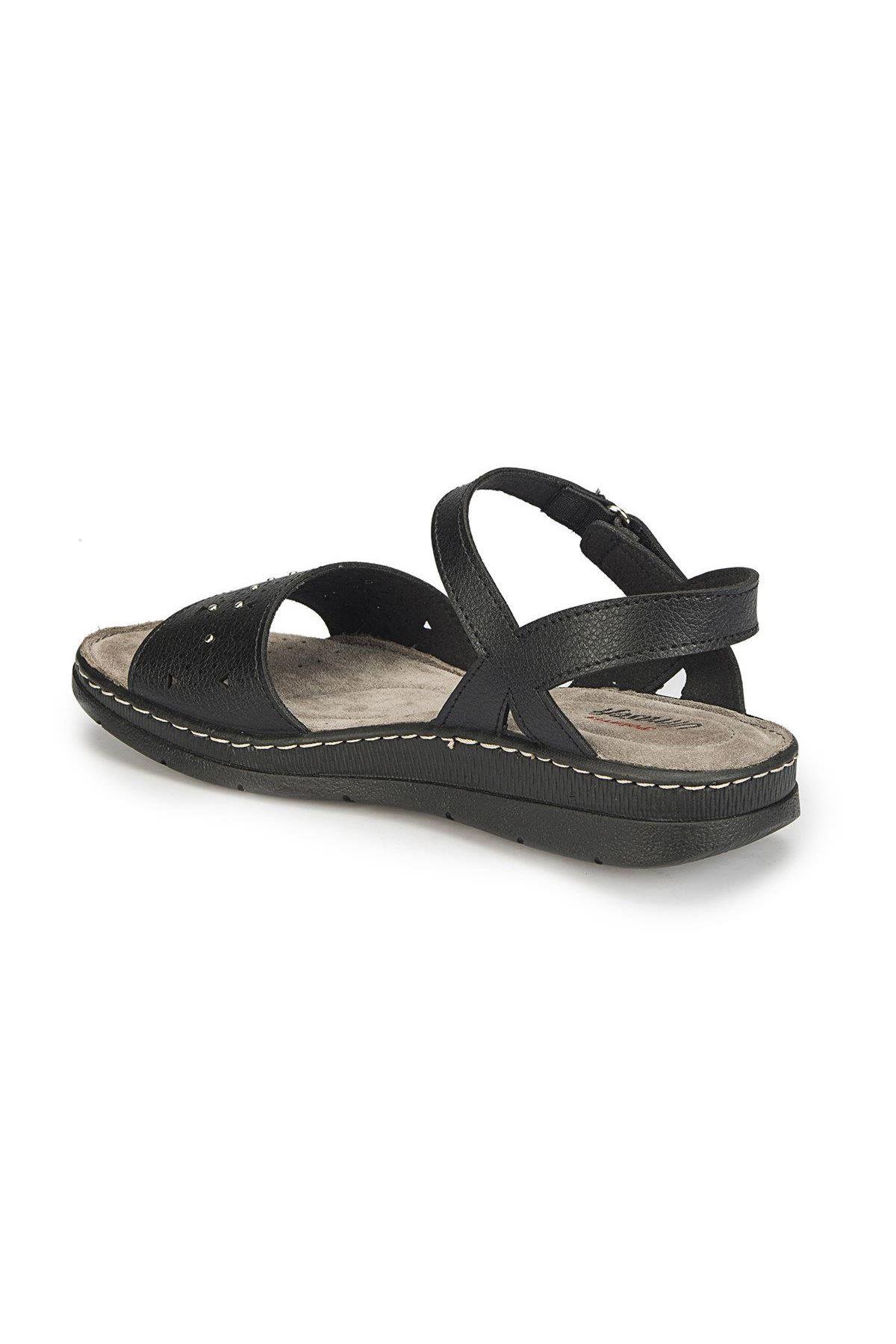 Polaris 413520 Comfort Düz Taban Kadın Sandalet