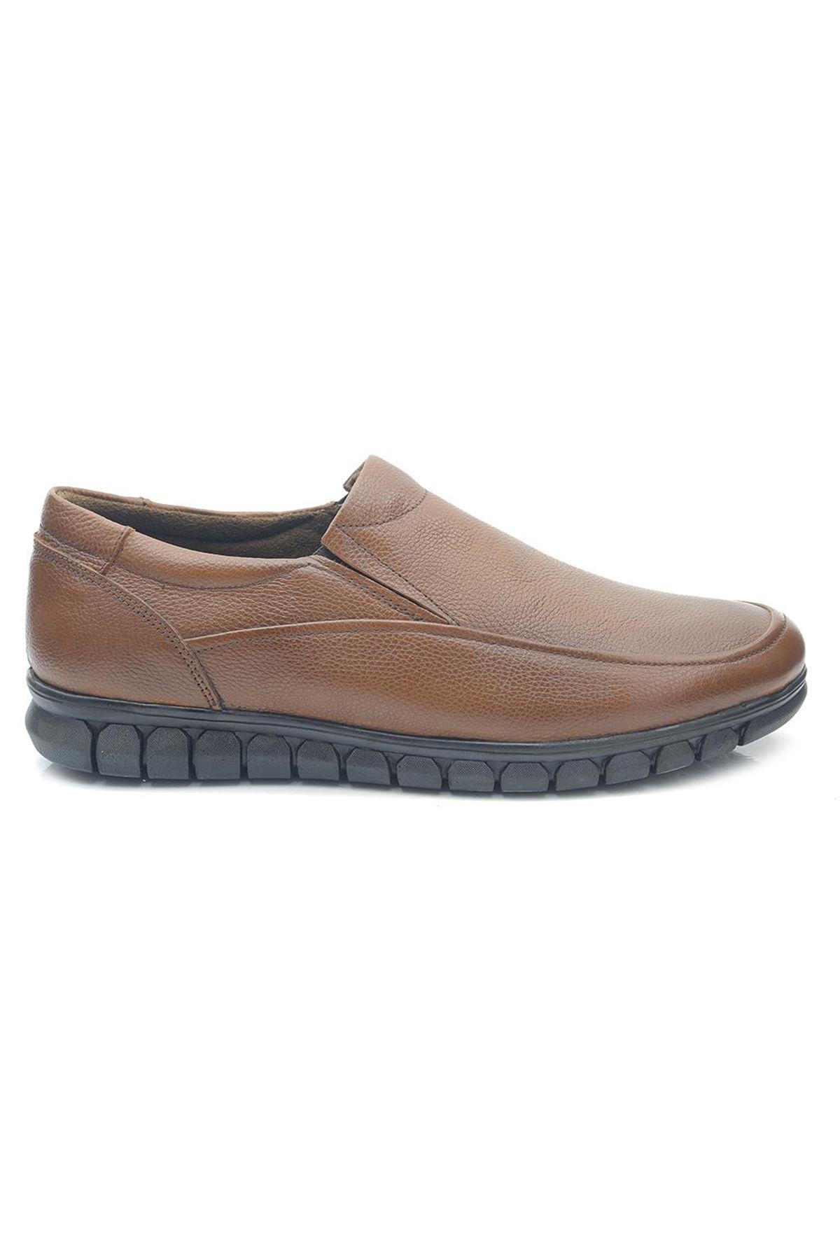 Rosse Falcon Hakiki Deri Yumuşak Günlük Erkek Ayakkabı