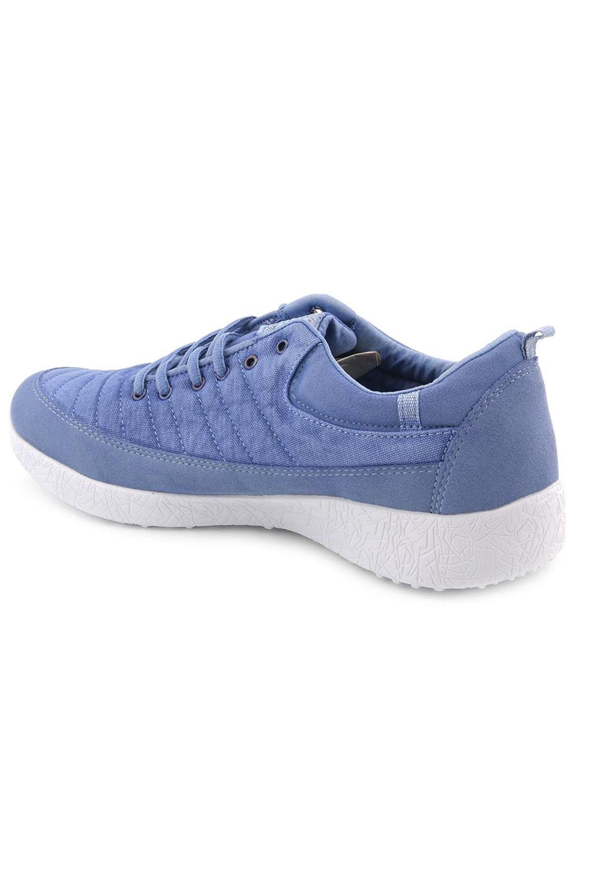Lady W304-1 Taşlı Yazlık Günlük Kadın Spor Ayakkabı