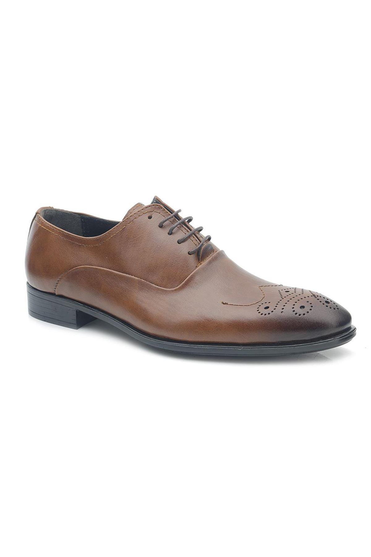 Man Klasik Model Sivri Burun Erkek Ayakkabı