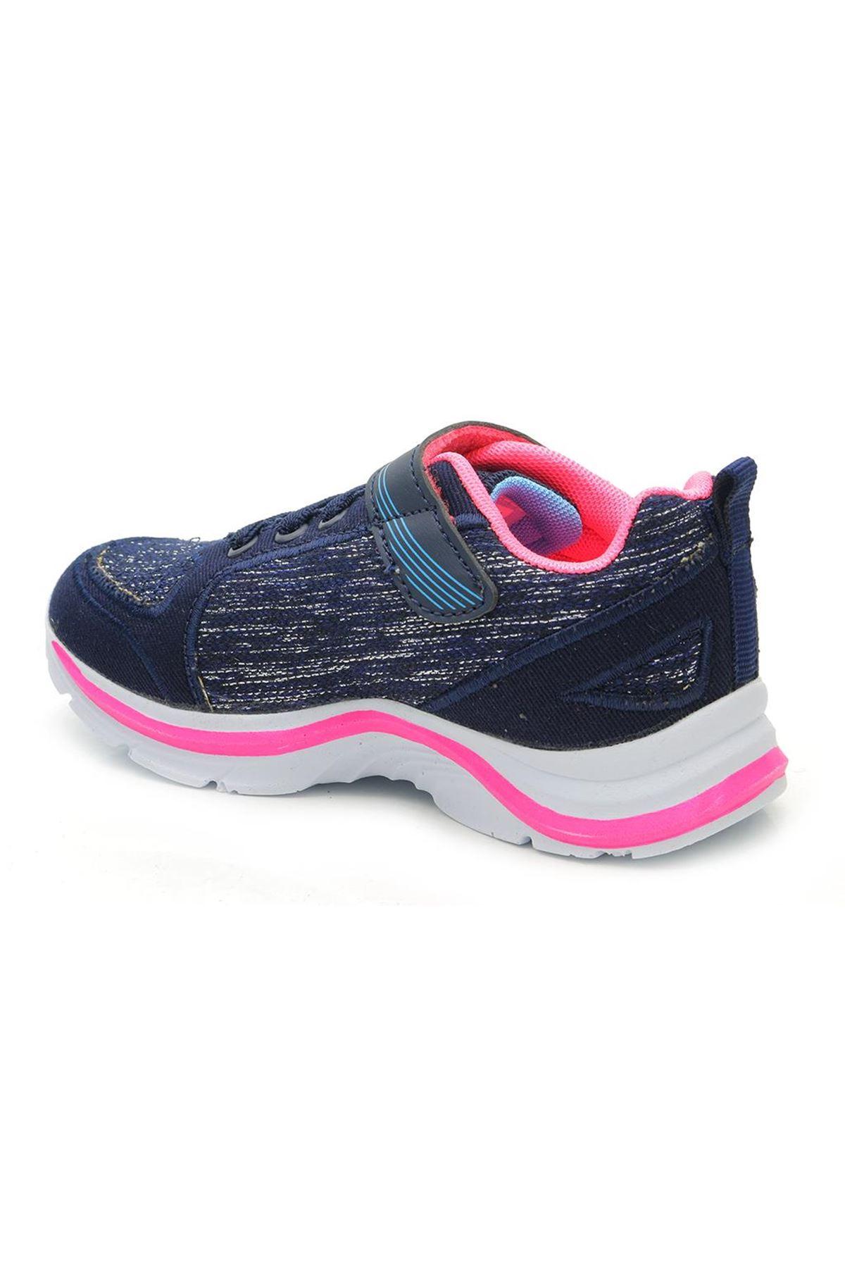 Jump Kız Çocuk Koşu Spor Ayakkabı