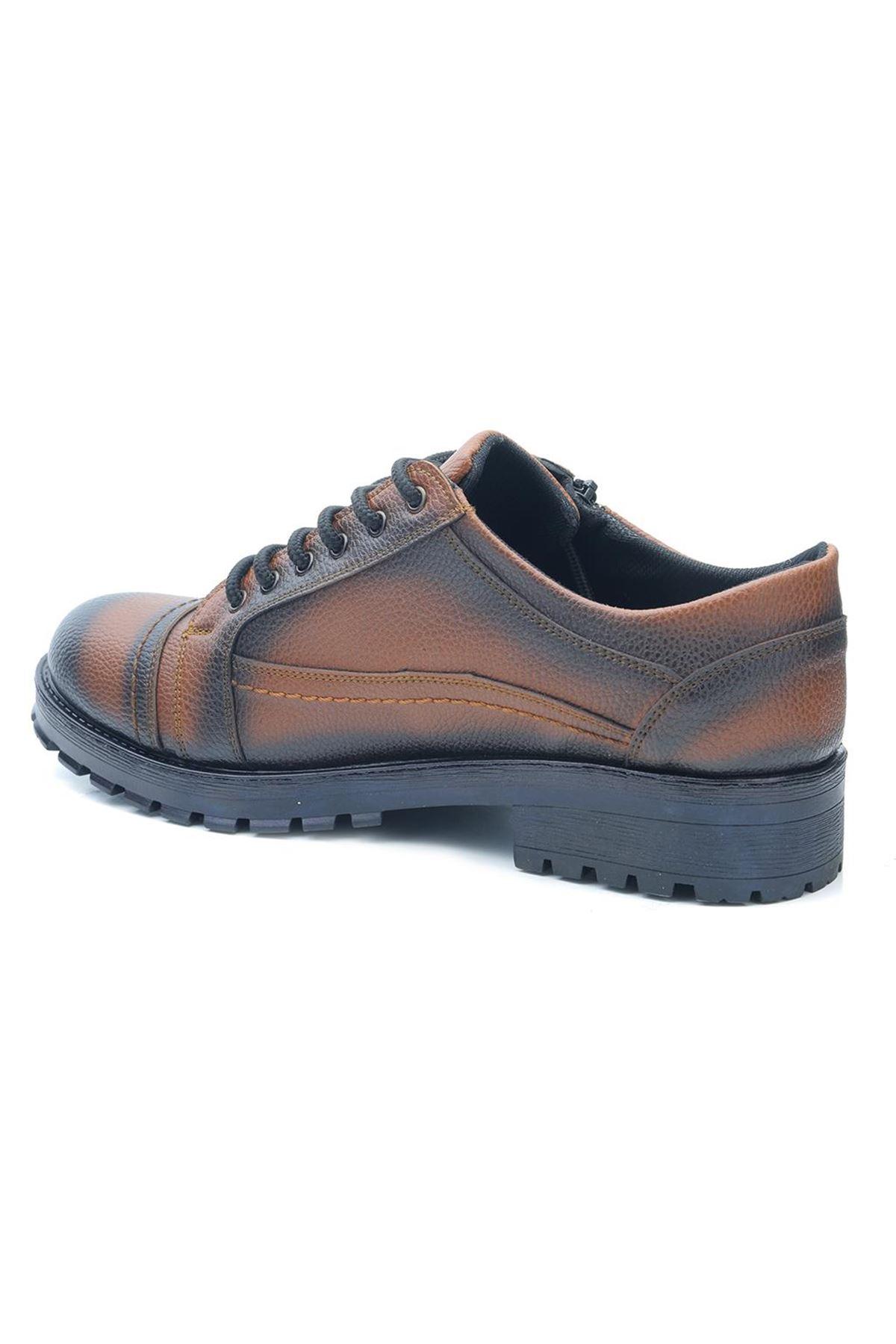 Man W221 Kışlık Günlük Erkek Ayakkabı