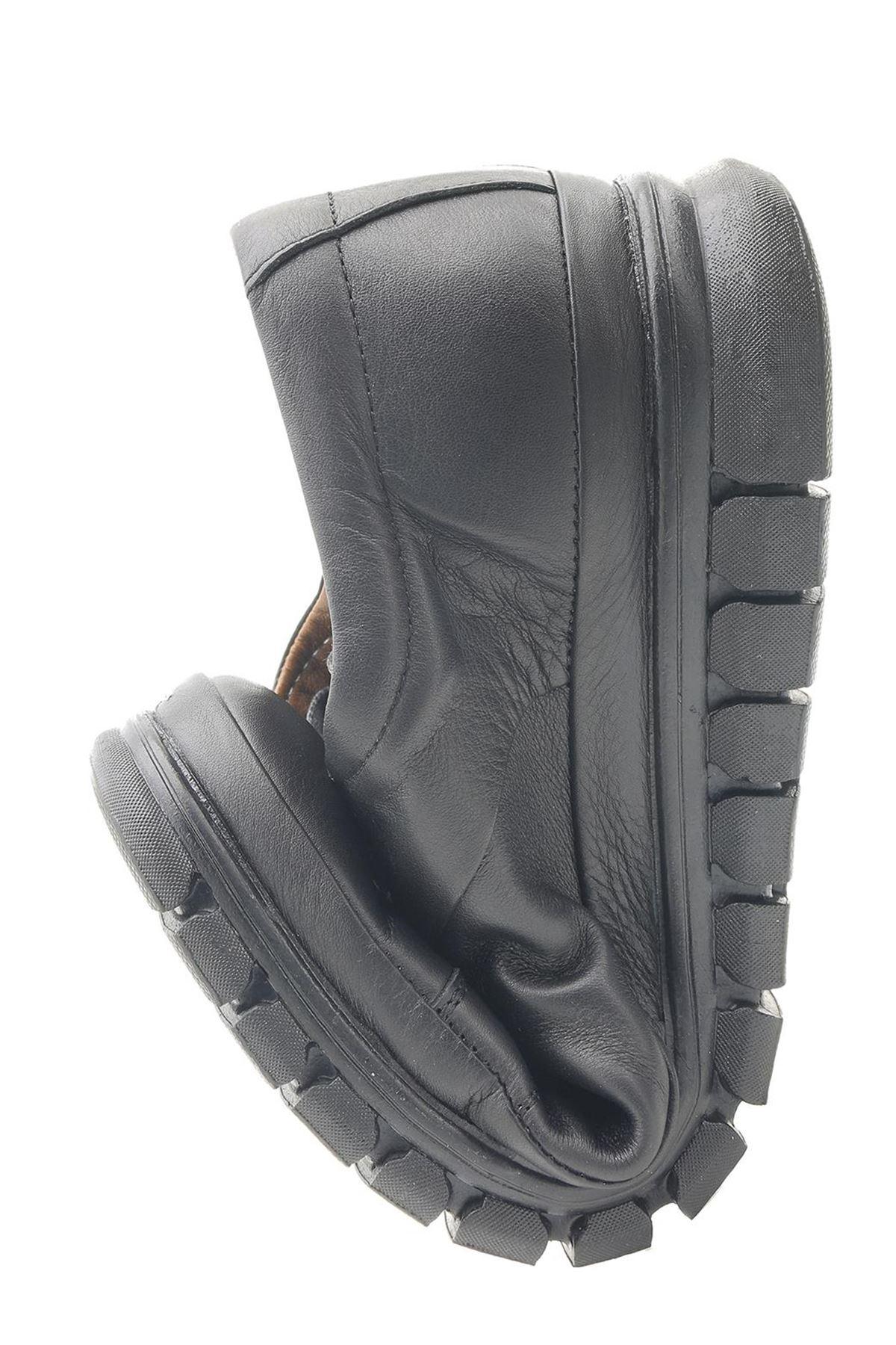 Fancy 2300 Hakiki Deri İç Dış Comfort Anatomik Ayakkabı