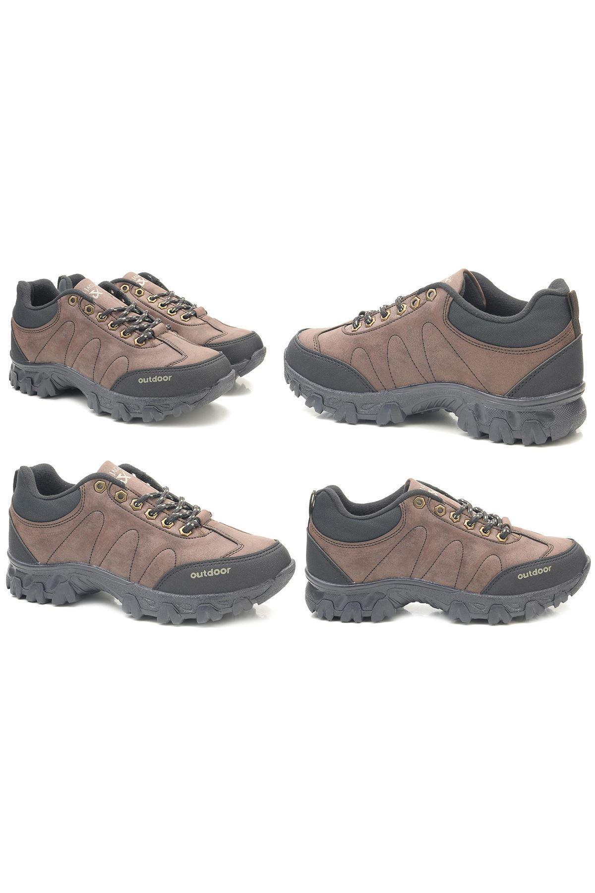 TREKKİNG Ayakkabı Kalın Taban Kışlık Günlük Ayakkabı