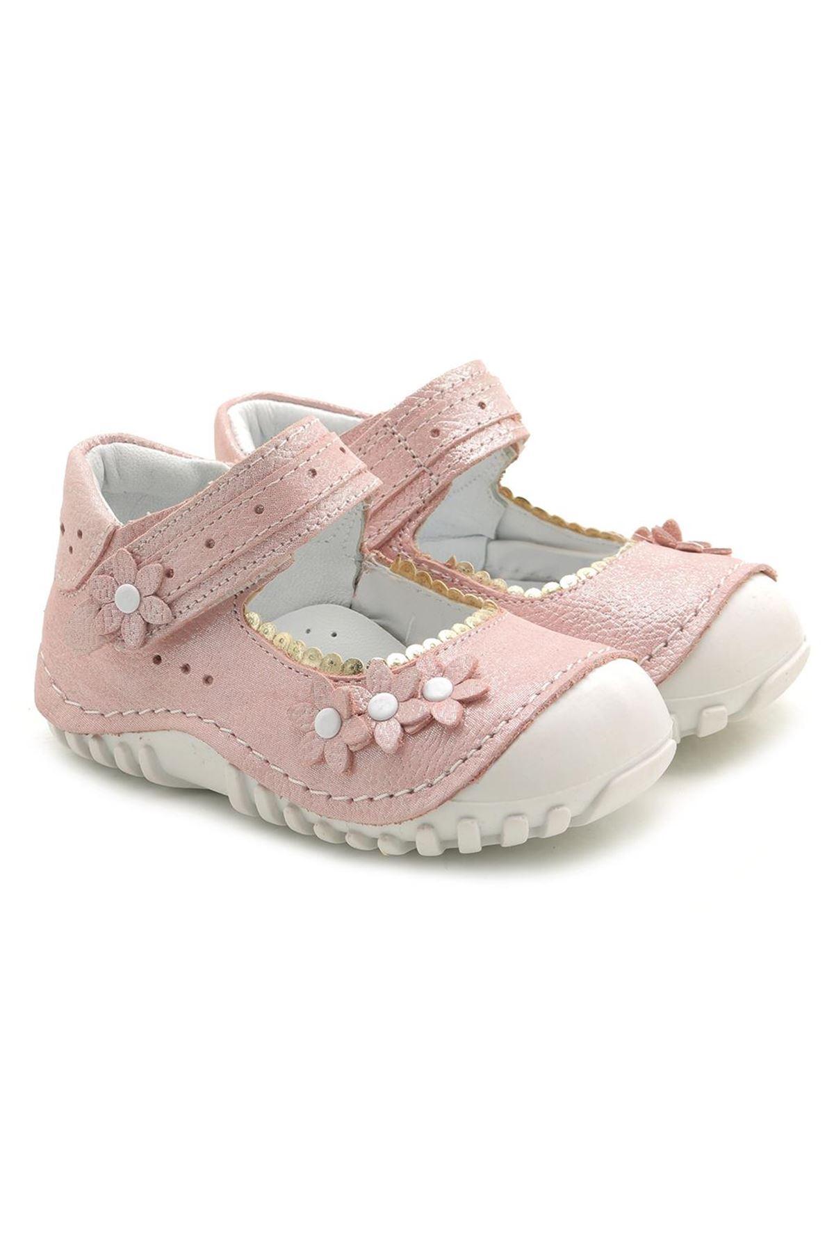 Lady H2020 Alçak Dolgu Topuk Günlük Kadın Ayakkabı Babet
