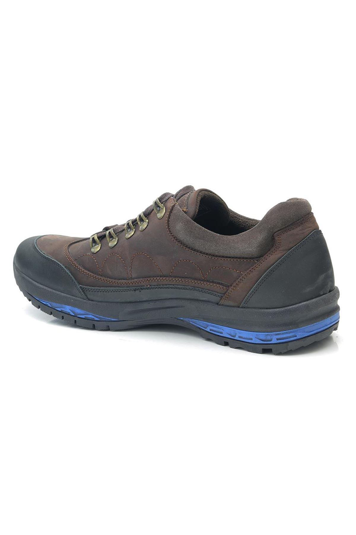 Jump Hakiki Deri 102 Kalın Taban Erkek Ayakkabı