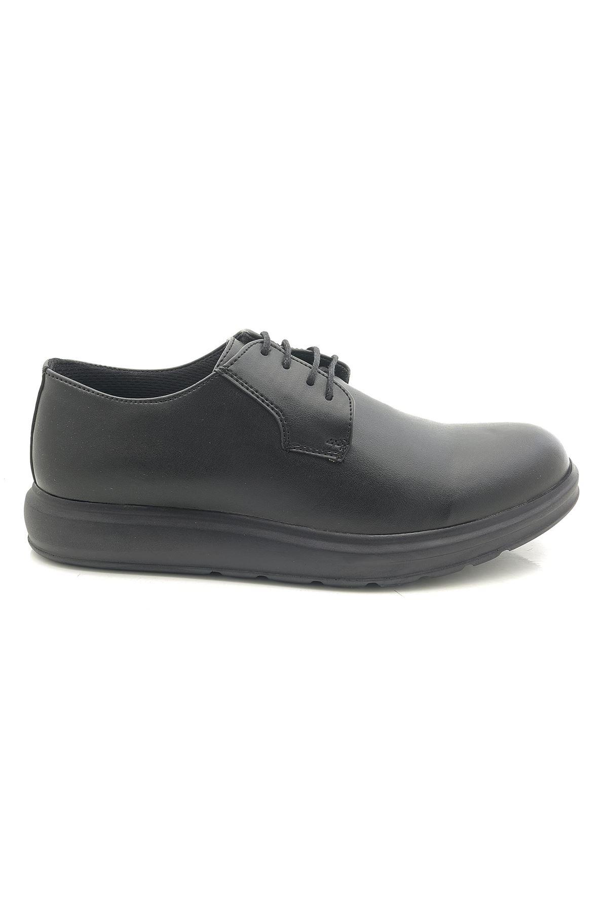 Conteyner Yüksek Taban Günlük Erkek Ayakkabı