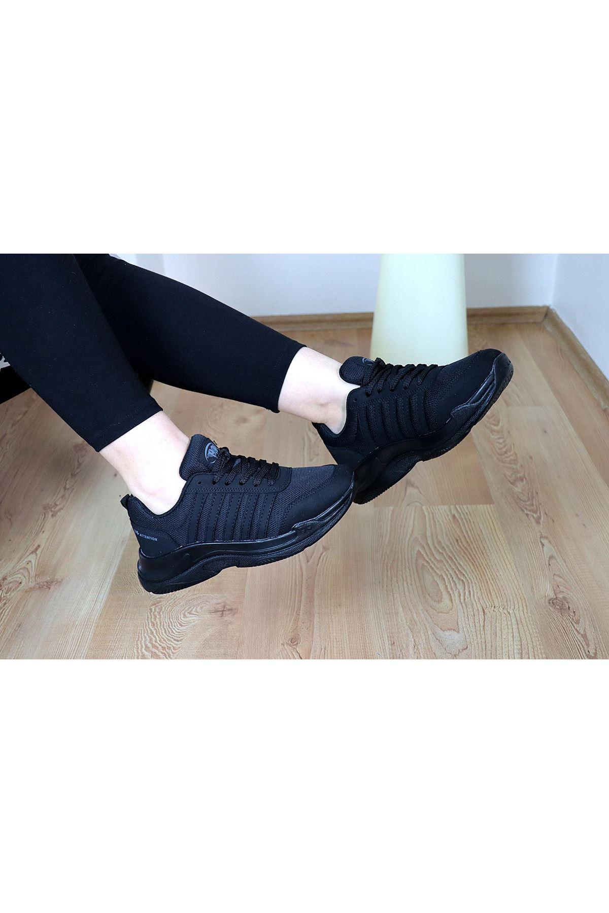 MP 205300 Yüksek Tabanlı Comfort Kadın Spor Ayakkabı